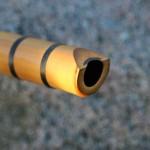 Shakuhachi Flöte