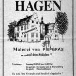 Schloss Hagen 09.09.2001