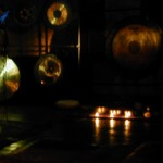 Gongkonzert Tanzdiele