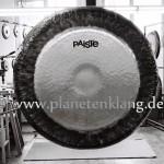 Paiste Werkstatt - der größte Gong der Welt 1998
